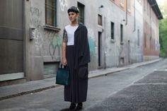 On the Street…..Corso di Porta Ticinese, Milan - The Sartorialist