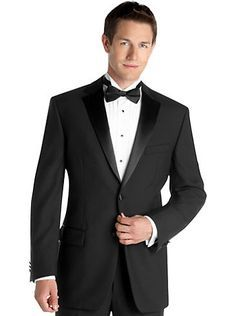 Custom made Formal Single Breasted Men Wedding Suit Groom Wear Party Prom Dinner Suit (Jacket+Pants+Bow Tie) Mens 3 Piece Suits, Mens Tuxedo Suits, Tuxedo Jacket, Tuxedo For Men, Black Tuxedo, Black Man, Classic Tuxedo, Black Suit Wedding, Wedding Suits