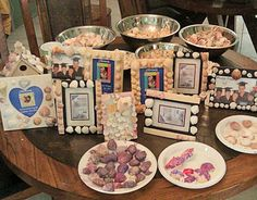 How to Make a Cute Sea Shell Picture Frame: How to Decorate a Frame Using Sea Shells