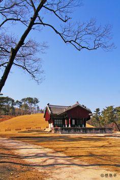 조선왕릉[Royal Tombs of the Joseon Dynasty]-원릉