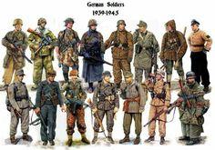 German army 1939-1945
