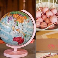 Pin for Later: 19 Baby Shower Ideas For Sweet Baby Girls A Welcome-to-the-World Sip-and-See