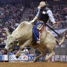 Love those bull ridin' cowboys