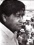 Cesar Chavez: what a great man.