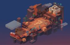 Map Games, Cool Pixel Art, Maze Design, 2d Game Art, Pix Art, Isometric Art, Game Background, Unreal Engine, Game Assets