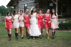 Different Dresses, Different Boots.