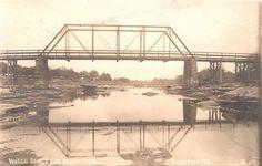 Wagon Bridge over Brushy Creek, Round Rock, Texas