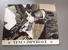 PHOTO D'EXPLOITATION (LOBBY CARD) : VÉNUS IMPERIALE (Gina LOLLOBRIGIDA)