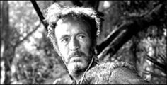 Walter Brennan in Swamp Water. He plays a fugitive from justice who is actually innocent. He hides out in the swamp where Tom Keefer (Dana Andrews) finds him and befriends him. Film was just released on dvd.