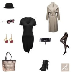 Evening Outfit: Bond Girl http://www.3compliments.de/outfit-2015-10-30-x