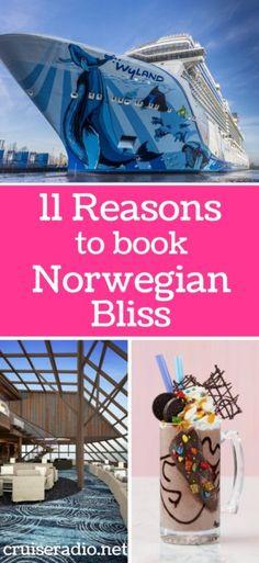11 Reasons To Book Norwegian Bliss