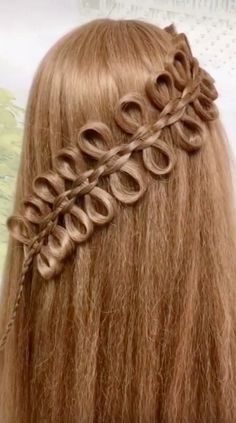 hairstyles for medium hair Hairstyles For Medium Length Hair Easy, Hair Tutorials For Medium Hair, Braids For Long Hair, Long Hairstyle, Cute Hairstyles, Braided Hairstyles, Wedding Hairstyles, Elvish Hairstyles, Reign Hairstyles