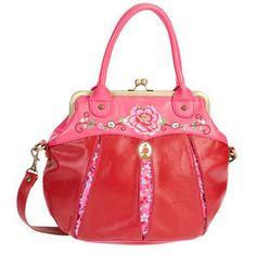 Pip Studio Handbag - Cherry