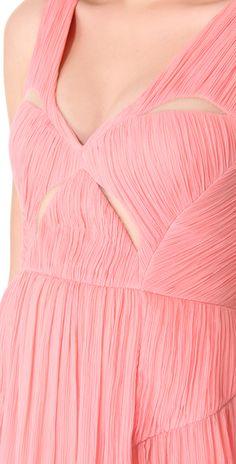 Matthew Williamson Cutout Dress