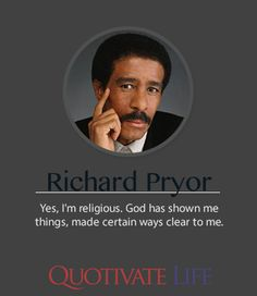 16 Best Richard Pryor Quotes Images Richard Pryor Quotes Stand Up