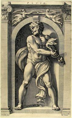 Bacchus - gravur by Polidoro da Caravaggio Caravaggio, Roman Gods, Arte Obscura, Greek Gods And Goddesses, Engraving Art, Scratchboard, Bacchus, Greek Art, Guy Drawing