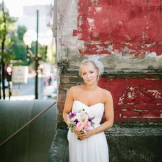 pretty portland bride // photo by GENEOH