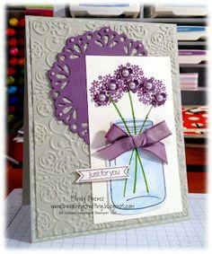 Stampin' Up! Card  by Mindy Backes at Bada-Bing! Paper-Crafting!