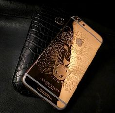 new style f8033 1c538 $6,000 custom gold iPhone | Men's Fashion | Iphone phone cases ...