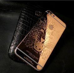 Golden Concept gold iphone