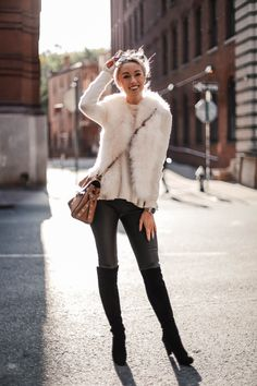 3 Days in NYC with Kate Spade Eyewear - Fashion Mumblr Winter Outfits Women, Winter Outfits For Work, Fall Outfits, Casual Outfits, Cute Outfits, Office Outfits, Christmas Outfits, Skirt Outfits, Work Outfits