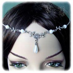 faux pearl