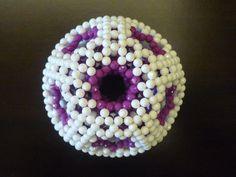THE BEADED MOLECULES 串珠分子模型的美妙世界: Weaving technique