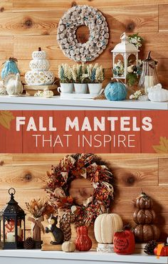 Allow your Thanksgiving to radiate in design with this wonderful décor collection!