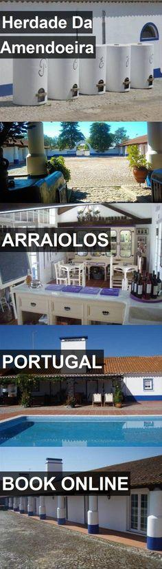 Hotel Herdade Da Amendoeira in Arraiolos, Portugal. For more information, photos, reviews and best prices please follow the link. #Portugal #Arraiolos #HerdadeDaAmendoeira #hotel #travel #vacation