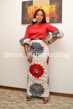 Items similar to GlamzByAma Ankara Dress/ Mom & Me Set/ Women Fashion/ African Styles/ African fashion/ African Print Fashion/ Ankara Fashion on Etsy African Maxi Dresses, Latest African Fashion Dresses, Ankara Dress, African Print Fashion, African Attire, African Wear, Fashion Prints, Ankara Fabric, Ankara Fashion