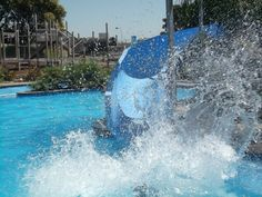 Awesome water slides at Ohope Beach Top Ten Camping Grounds Trip Planner, Travel Planner, Camping Ideas, Camping Hacks, New York State Parks, Camping Stove, Beach Tops, Water Slides, Top Ten
