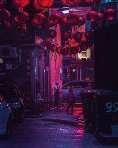 Neon Glow: Photo Series by Liam Wong   Inspiration Grid   Design Inspiration http://itz-my.com