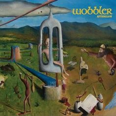"Wobbler's 2009 release ""Afterglow"""