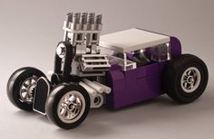 The Purple People Eater | The Lego Car Blog