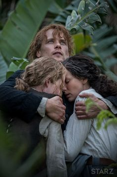 Photo gallery featuring images from the show for Outlander, a STARZ Original Series.