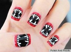 DIY Nail Art: Pictures, Videos, Breaking News