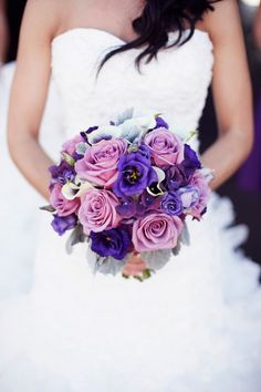 Bouquet - Elegant Equestrian Wedding