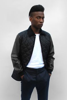 Casely-Hayford x Lavenham Quilted Jacket | Hypebeast