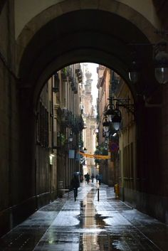 Barcelona, España así de simple