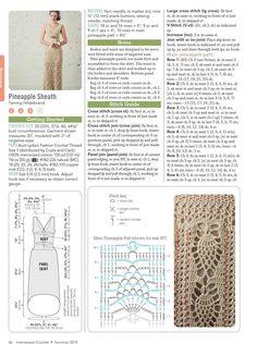 #ClippedOnIssuu from Interweave crochet summer 2015
