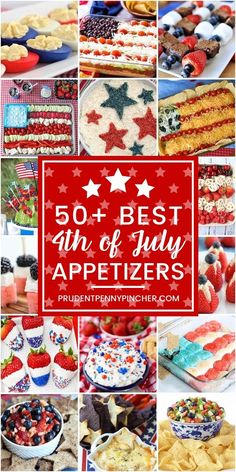 Get your of July party started off right with these festive of July appetizers. From healthy fruit trays to easy dips, there are plenty of of July food ideas that are perfect for a crowd. There are sweet and savory of July appetizer ideas to choose from. 4th Of July Desserts, Fourth Of July Food, 4th Of July Party, Fourth Of July Recipes, 4th Of July Ideas, Irish Desserts, Elegant Desserts, Chips Ahoy, Summer Recipes