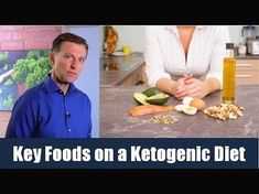 Key Foods on a Ketogenic Diet - Dr. Eric Berg - Keto is a lifestyle not a diet Arthritis, Superfood, Key Food, Muscle, Fatty Fish, Keto Diet Plan, School Lunch, How To Lose Weight Fast, Diet Recipes