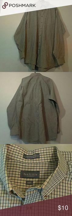 Wrinkle free XLXT Van Heusen dress shirt No defects Van Heusen Shirts Dress Shirts