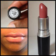 My favorite Mac lipstick