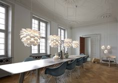Nordlux is one of Scandinavia's leading suppliers of modern and functional lighting for the home. We create quality products in a cool Danish design. White Pendant Light, Modern Pendant Light, Pendant Lighting, Funky Lighting, Modern Lighting, Pendant Lamp, Home Living, Living Spaces, Ceiling Lamp