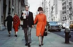 If I could go back in time I'd live in New York in the 60's...love the fashion!