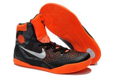 f635c4de42b0 Authentic Nike Shoes For Sale Women Nike Kobe 9 Elite Black-Orange  wms  basket -