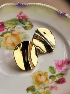 Celine-esque earrings