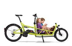 LOAD Kindersitz   20Inch Cargobike Darmstadt