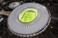 Maracana Arena by Fernandes / Arquitetos Associados #wc2014: http://www.archello.com/en/collection/world-cup-2014-stadiums